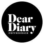 Logo for Dear Diary Coffeehouse