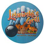 Logo for Lebowski's Grill