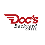 Logo for Doc's Backyard Grill
