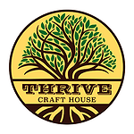 Logo for Thrive Craft House
