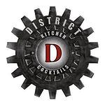 Logo for District Kitchen + Cocktails - Slaughter Ln