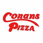 Logo for Conan's Pizza North