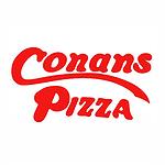Logo for Conan's Pizza North