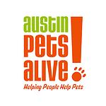Logo for Austin Pets Alive! Thrift - Oltorf St