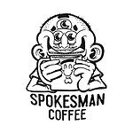 Logo for Spokesman Coffee - St Elmo